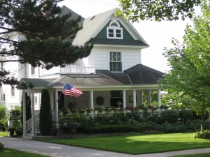 A Summer Home In Harbor Springs