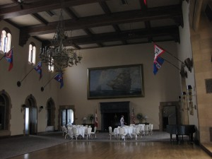 Main Ballroom - Grosse Pointe Yacht Club