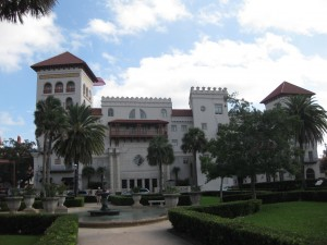 Alcazar Hotel (St. Augustine City Offices & Shopping)