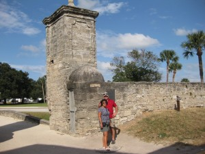 The Walled City of St. Augustine, FL