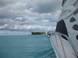 Arriving In Bimini