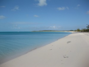 Norman's Cay Beach