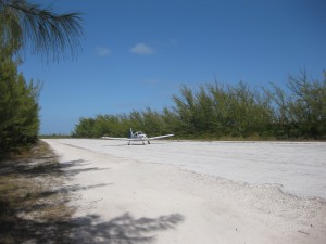 Runway On Norman's Cay